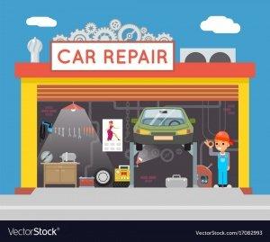 Auto Repair Shop Sharjah