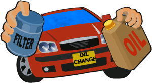Lube Oil and Filters change